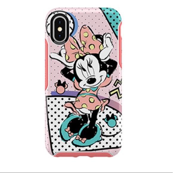 timeless design a7828 20e17 Symmetry Series Totally Disney Case iPhone X/Xs NWT